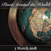 Domaine Divio Pinot Around the World event March 2018
